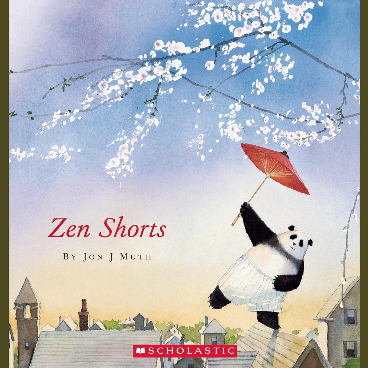 Printable Zen Shorts Audiobook Cover Art