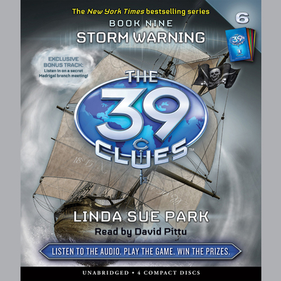 Storm Warning Audiobook, by Linda Sue Park