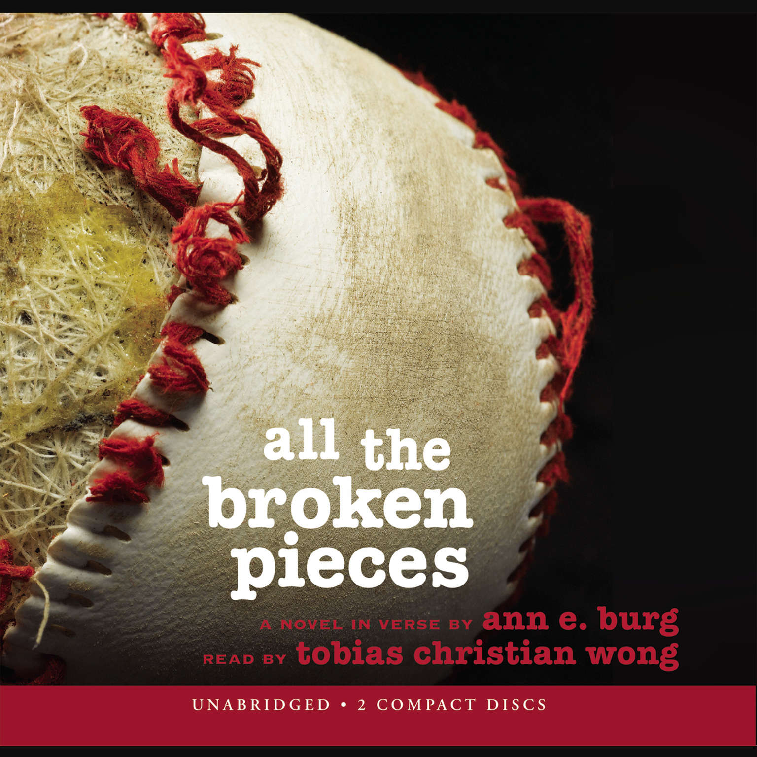 Printable All the Broken Pieces Audiobook Cover Art