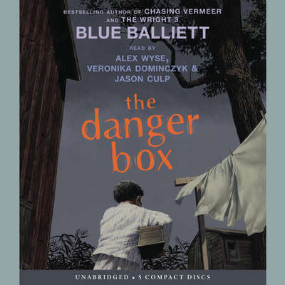 The Danger Box Audiobook, by Blue Balliett