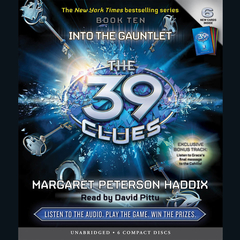 Into the Gauntlet Audiobook, by Margaret Peterson Haddix