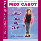 Blast from the Past Audiobook, by Meg Cabot