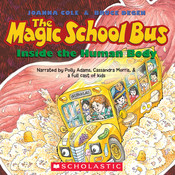 The Magic School Bus inside the Human Body Audiobook, by Joanna Cole