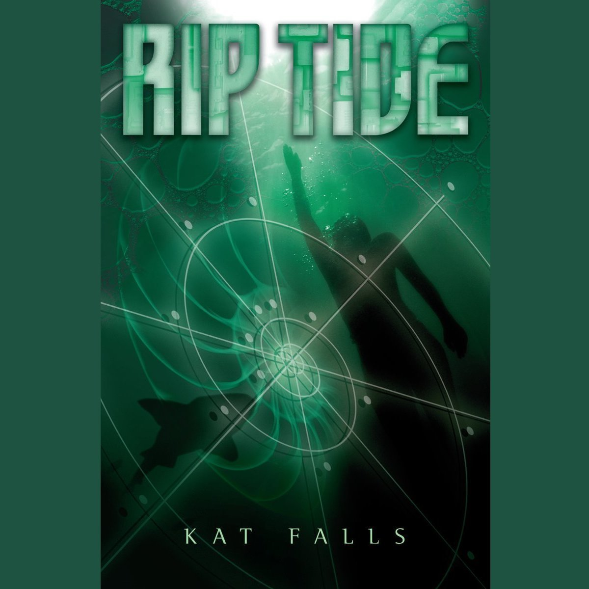 Printable Rip Tide Audiobook Cover Art