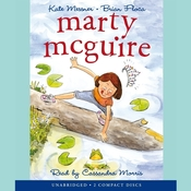 Marty McGuire Audiobook, by Kate Messner