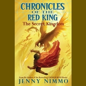 The Secret Kingdom Audiobook, by Jenny Nimmo
