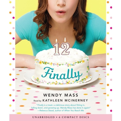 Finally Audiobook, by Wendy Mass