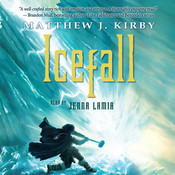 Icefall Audiobook, by Matthew J. Kirby