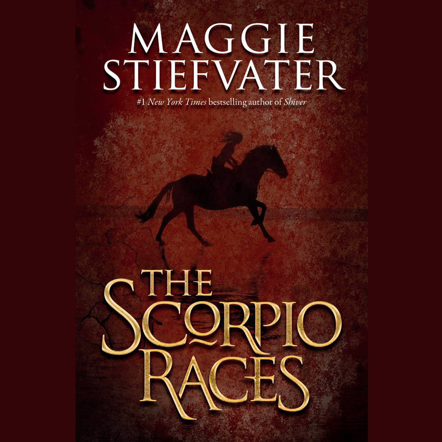 Printable The Scorpio Races Audiobook Cover Art