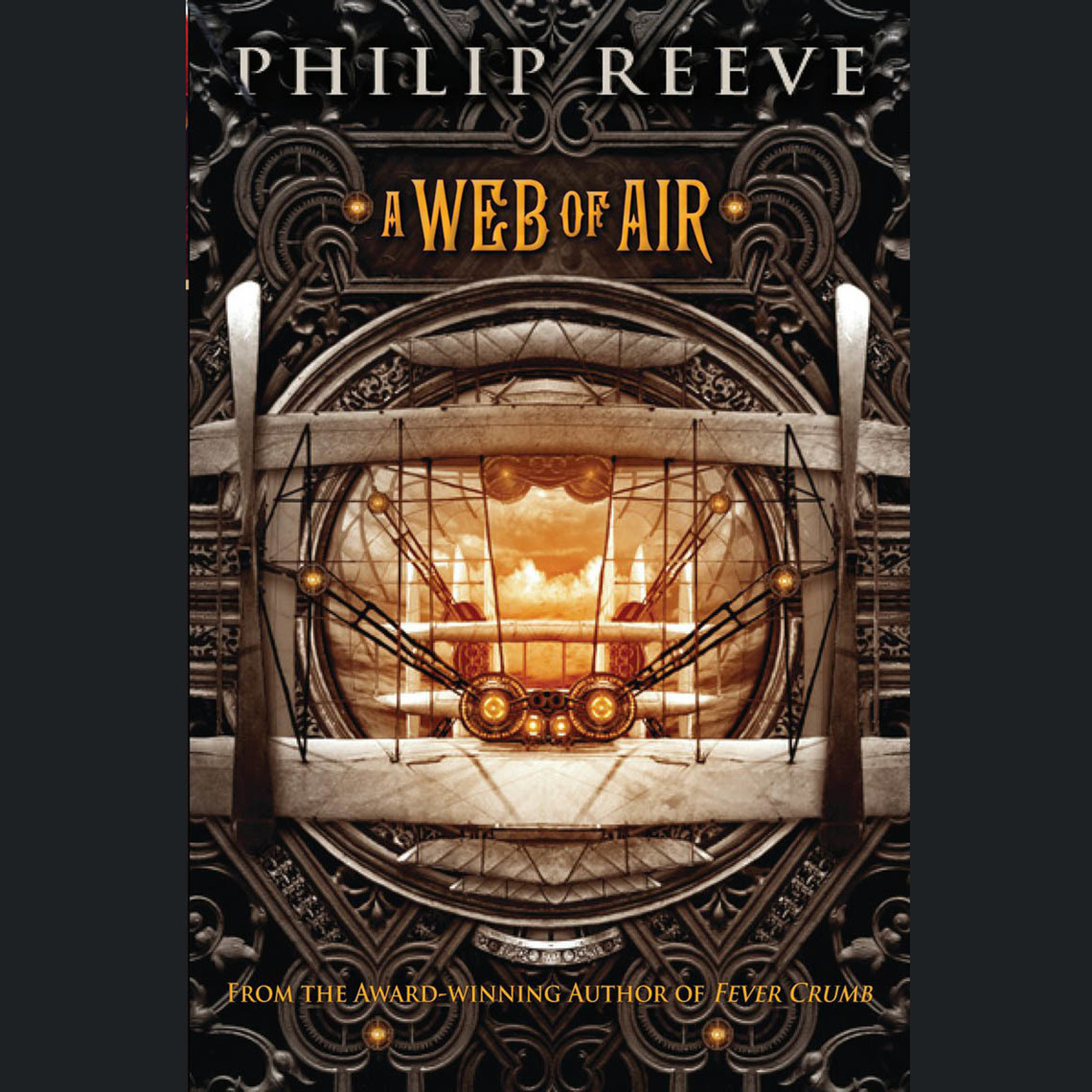 Printable A Web of Air Audiobook Cover Art