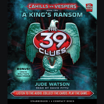 A King's Ransom Audiobook, by Jude Watson