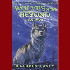 Frost Wolf Audiobook, by Kathryn Lasky