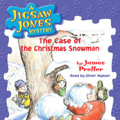 The Case of the Christmas Snowman, by James Preller