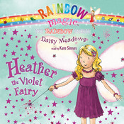 Heather the Violet Fairy, by Daisy Meadows