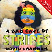 A Bad Case of Stripes (Portuguese), by David Shannon