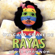 A Bad Case of Stripes (Spanish) Audiobook, by David Shannon