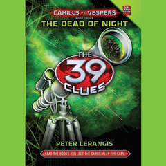 The Dead of Night Audiobook, by Peter Lerangis