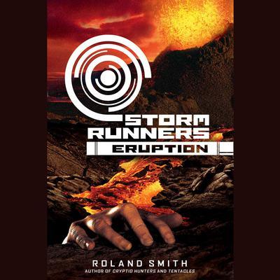 Eruption Audiobook, by Roland Smith