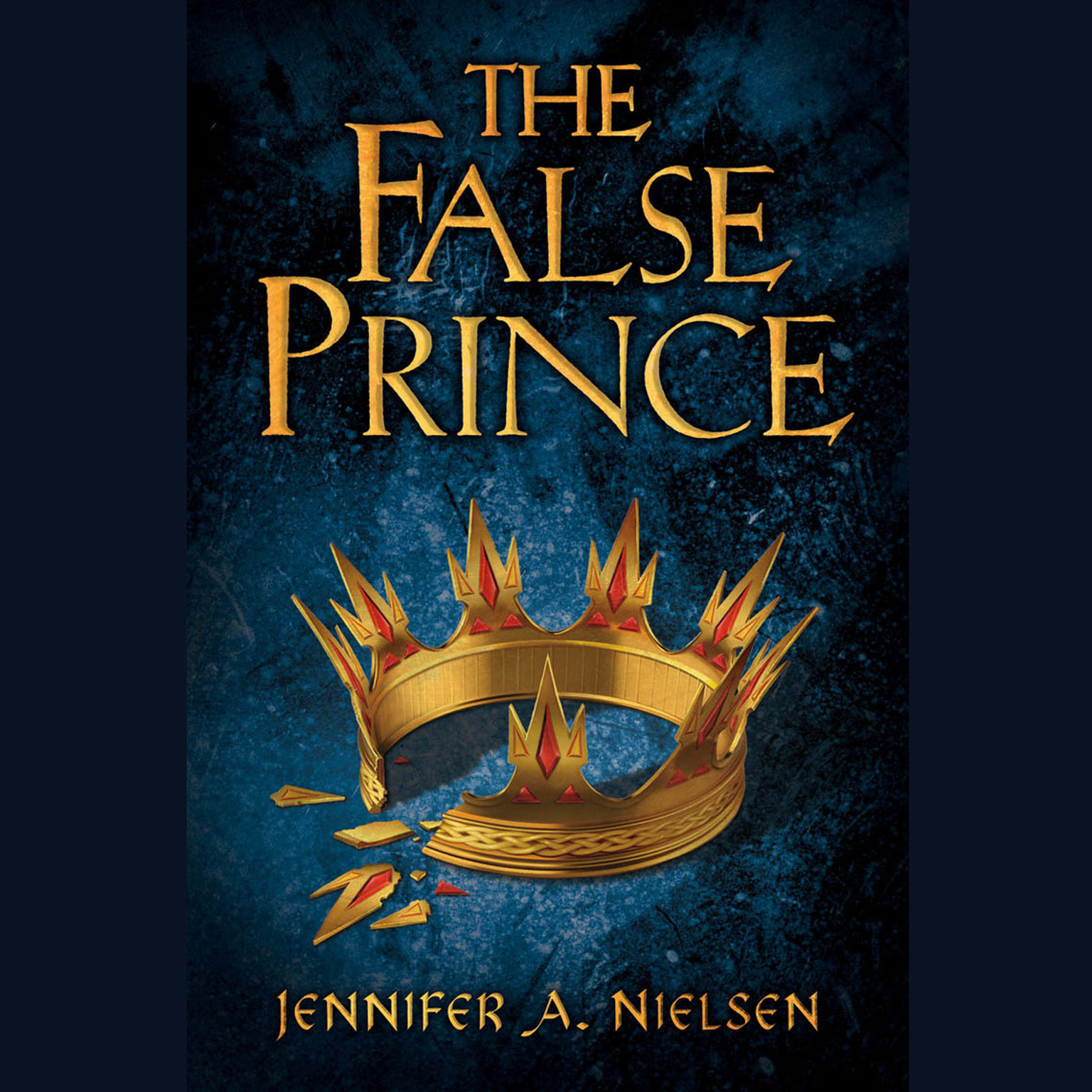 Printable The False Prince: (Book 1 of the Ascendance Trilogy) Audiobook Cover Art