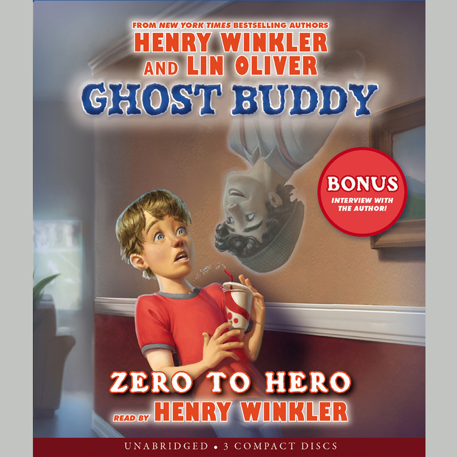 Printable Zero to Hero Audiobook Cover Art