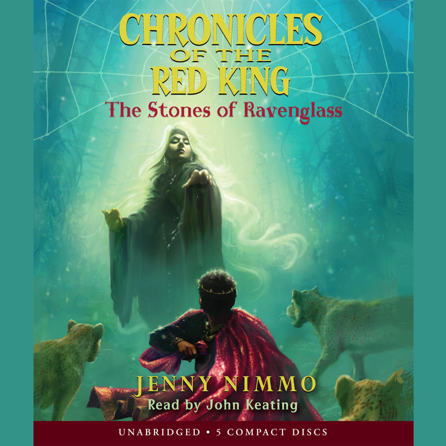 Printable Stones of Ravenglass Audiobook Cover Art