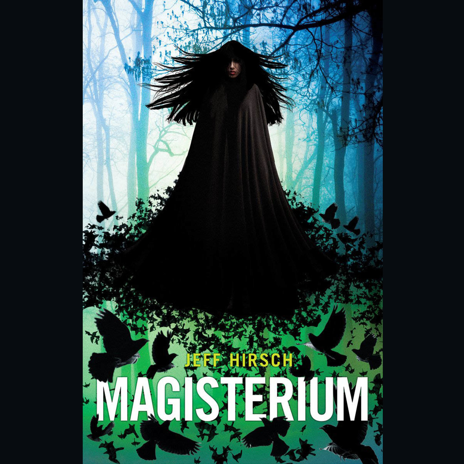 Printable Magisterium Audiobook Cover Art