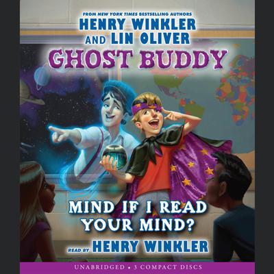 Mind If I Read Your Mind? Audiobook, by Henry Winkler
