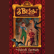 3 Below Audiobook, by Patrick Carman