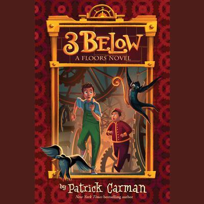 3 Below Audiobook, by Patrick Carman