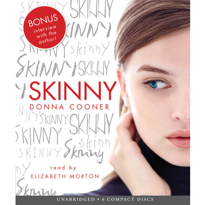 Skinny Audiobook, by Donna Cooner