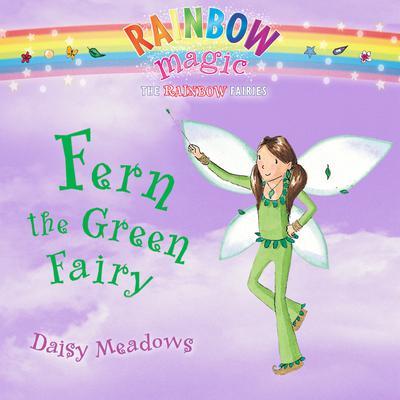 Fern the Green Fairy Audiobook, by Daisy Meadows