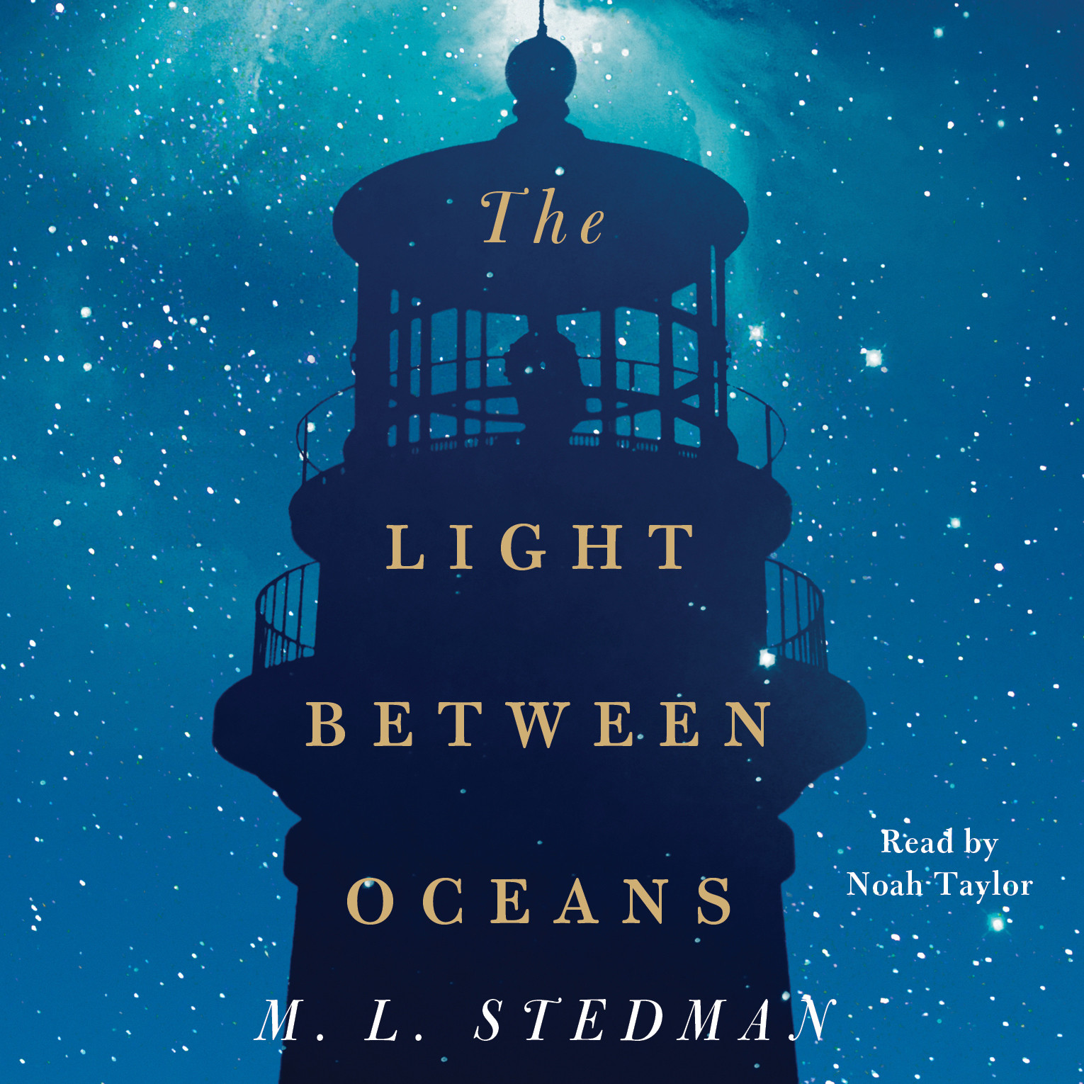 Printable The Light between Oceans: A Novel Audiobook Cover Art