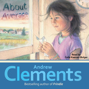 About Average, by Andrew Clements