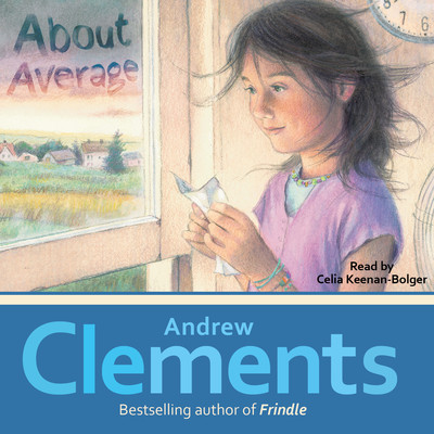 About Average Audiobook, by Andrew Clements