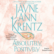 Absolutely, Positively Audiobook, by Jayne Ann Krentz