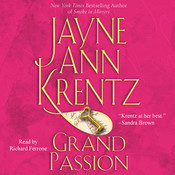 Grand Passion Audiobook, by Jayne Ann Krentz