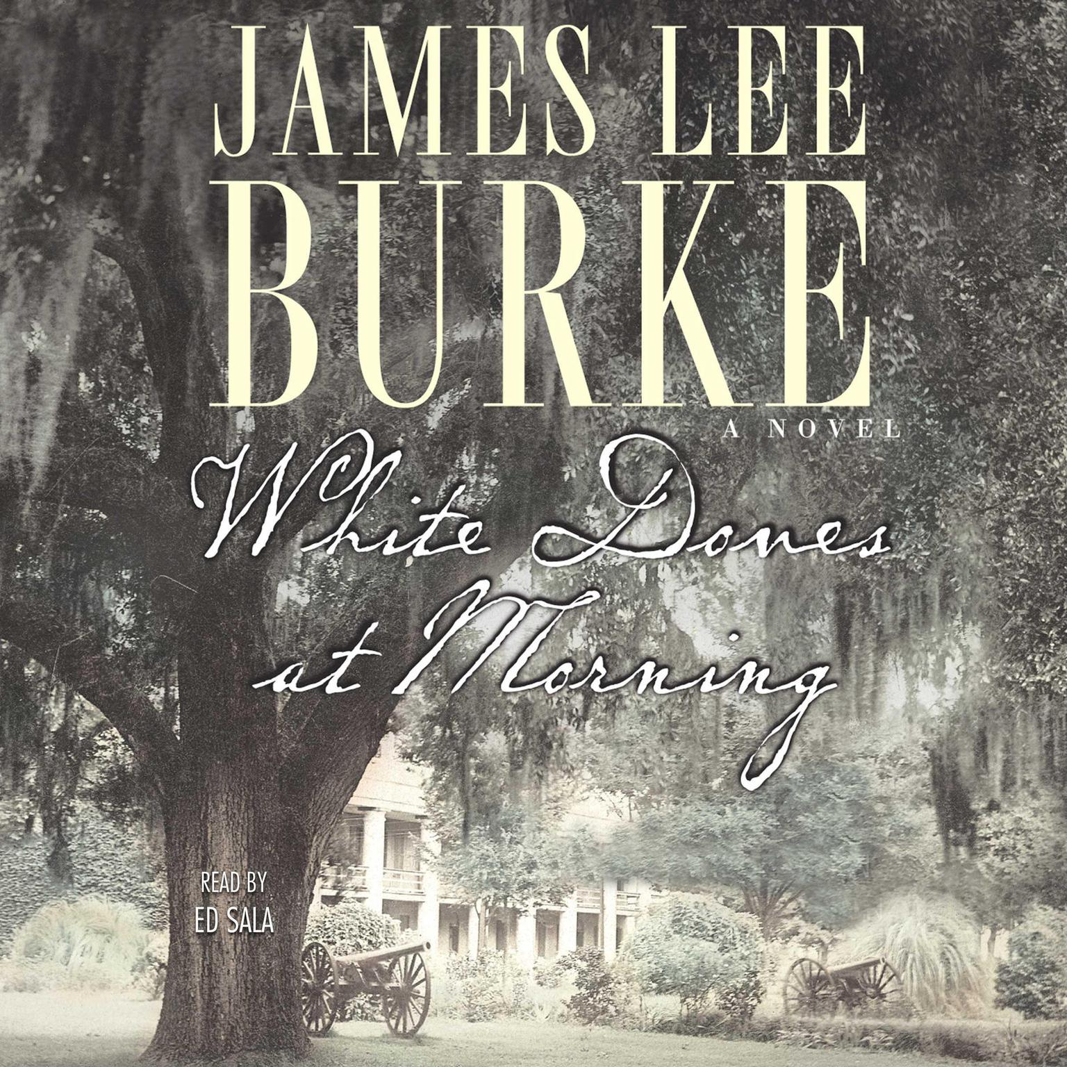 Printable White Doves at Morning Audiobook Cover Art