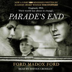 Parades End Audiobook, by Ford Madox Ford