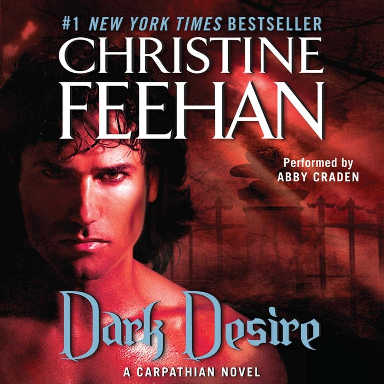 Printable Dark Desire: A Carpathian Novel Audiobook Cover Art