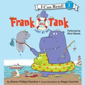 Frank and Tank: Lost at Sea, by Sharon Phillips Denslow