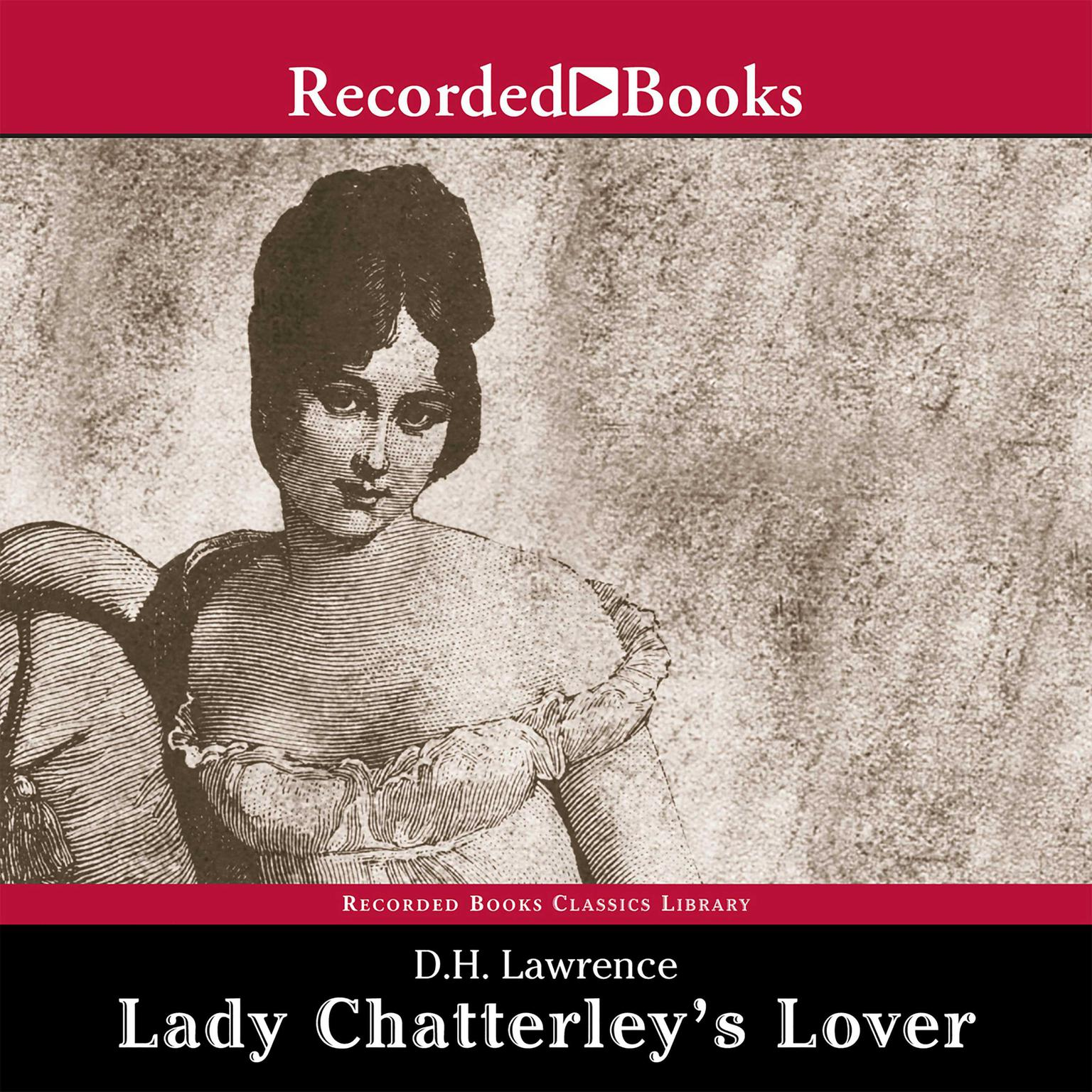 Printable Lady Chatterley's Lover Audiobook Cover Art