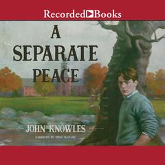A Separate Peace Audiobook, by John Knowles