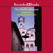 The Devil's Advocate Audiobook, by Morris West