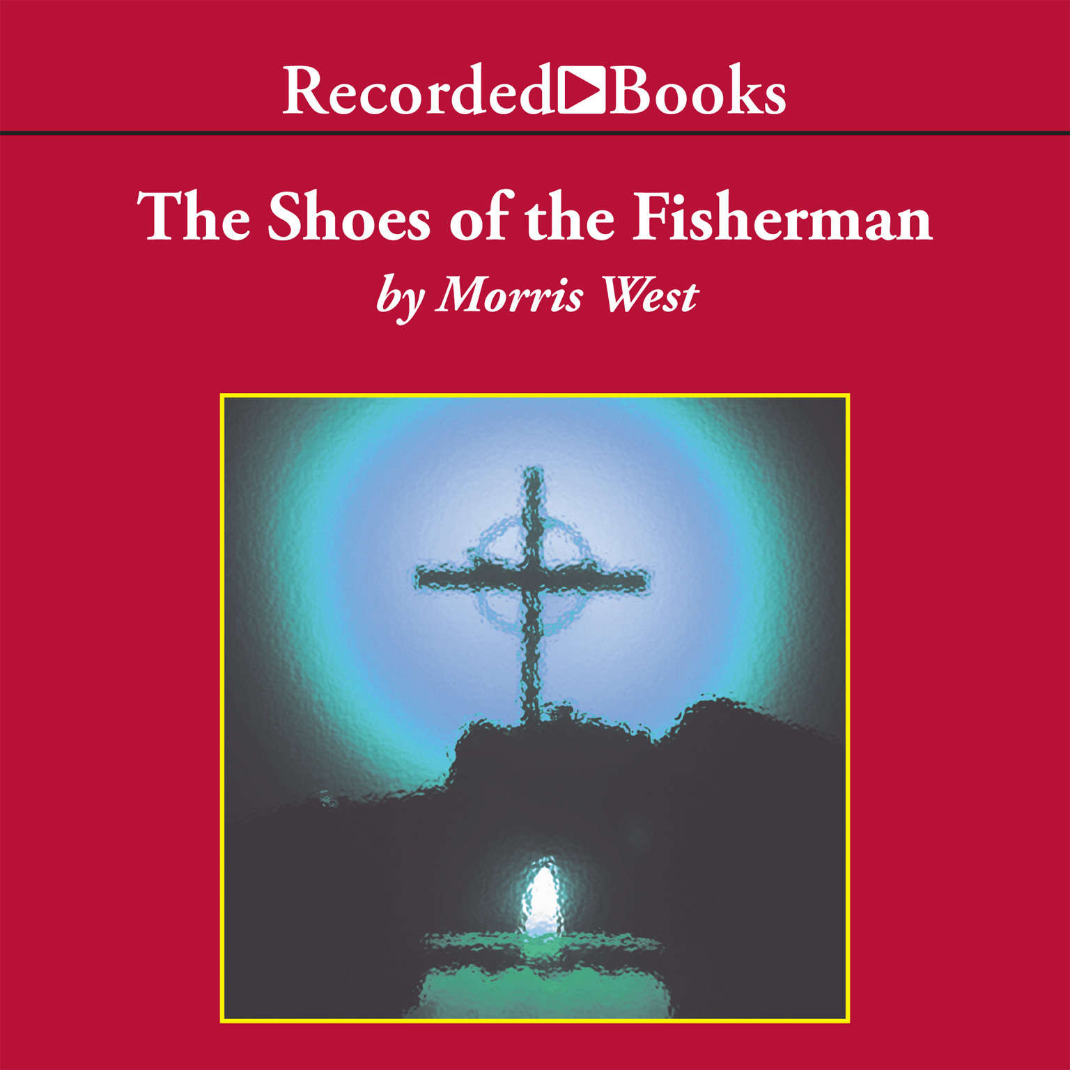 Printable The Shoes of the Fisherman Audiobook Cover Art