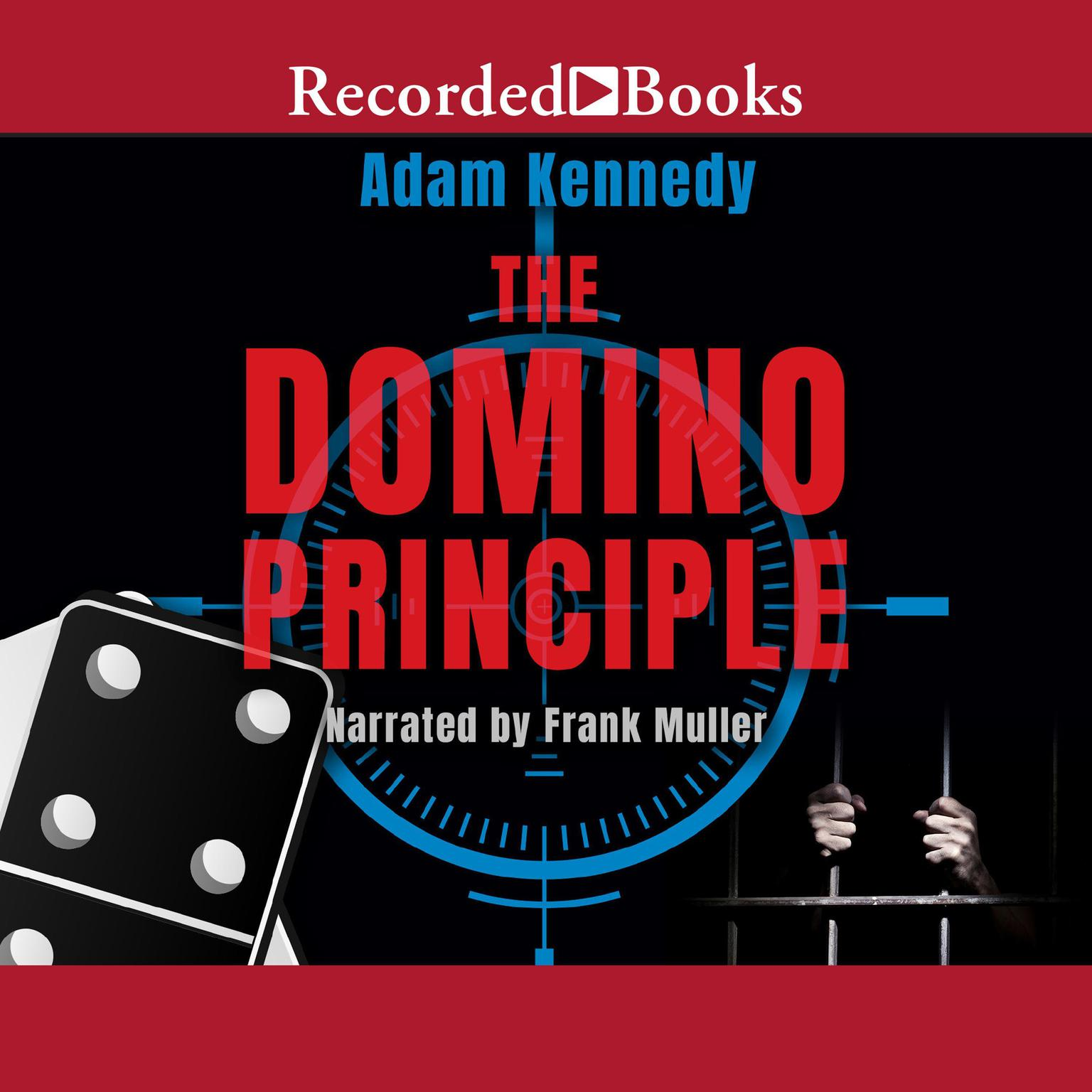 Printable The Domino Principle Audiobook Cover Art