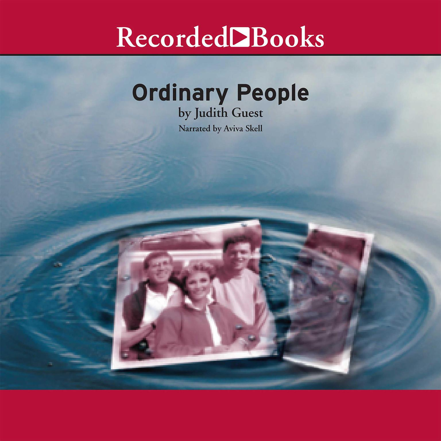 Printable Ordinary People Audiobook Cover Art
