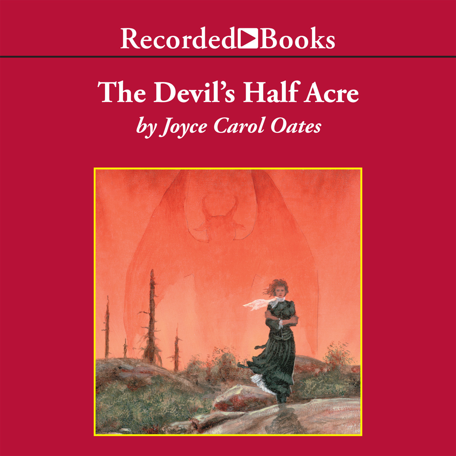 Printable The Devil's Half Acre Audiobook Cover Art