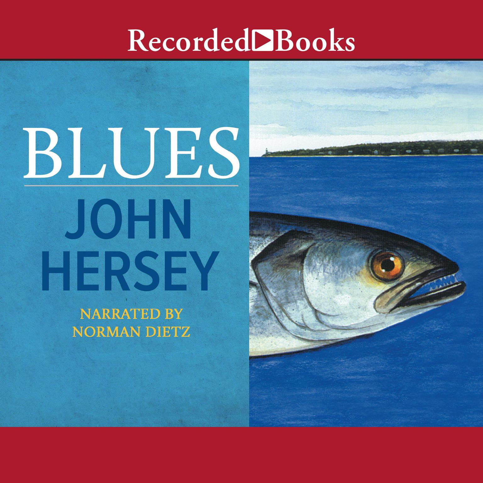 Printable Blues Audiobook Cover Art