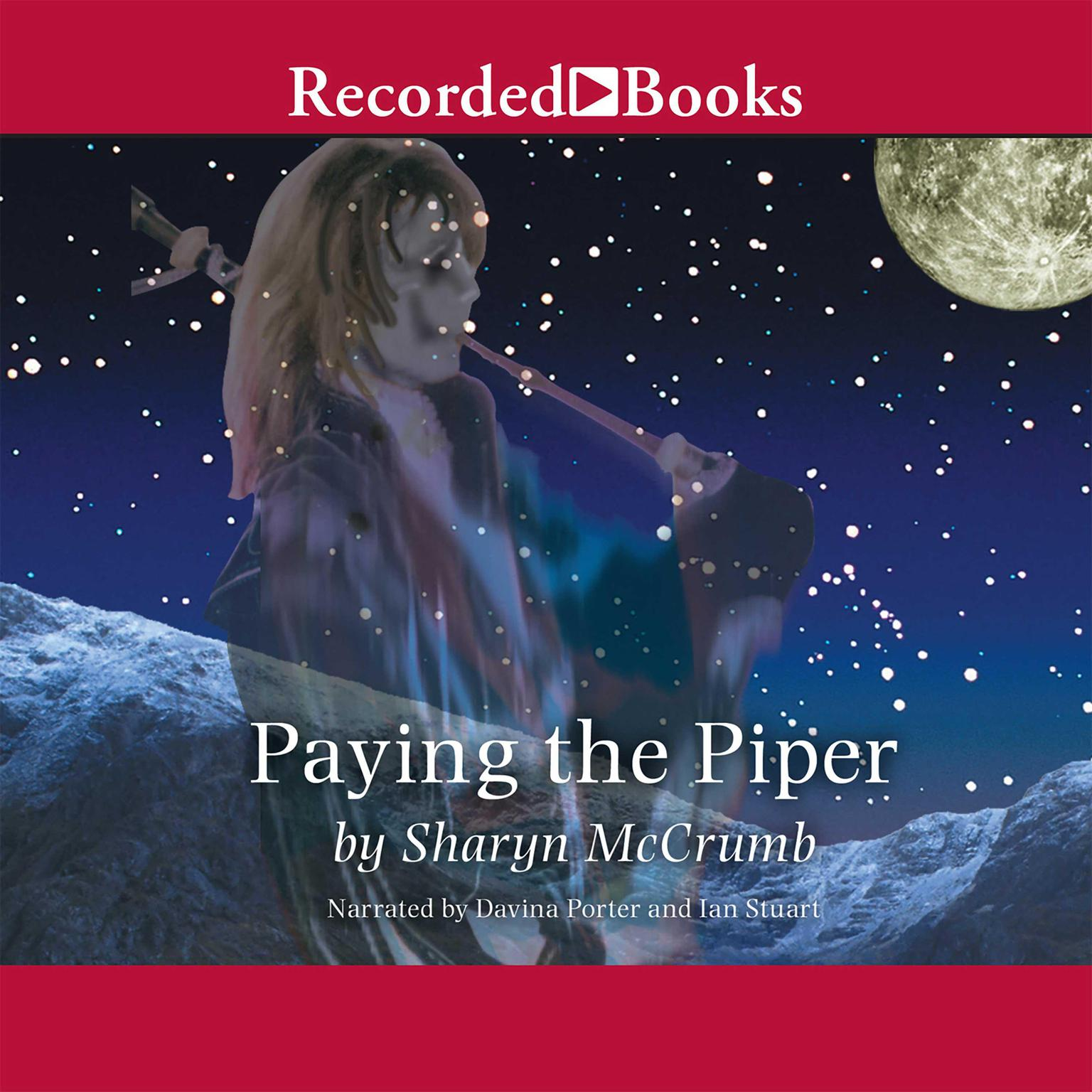 Printable Paying the Piper Audiobook Cover Art