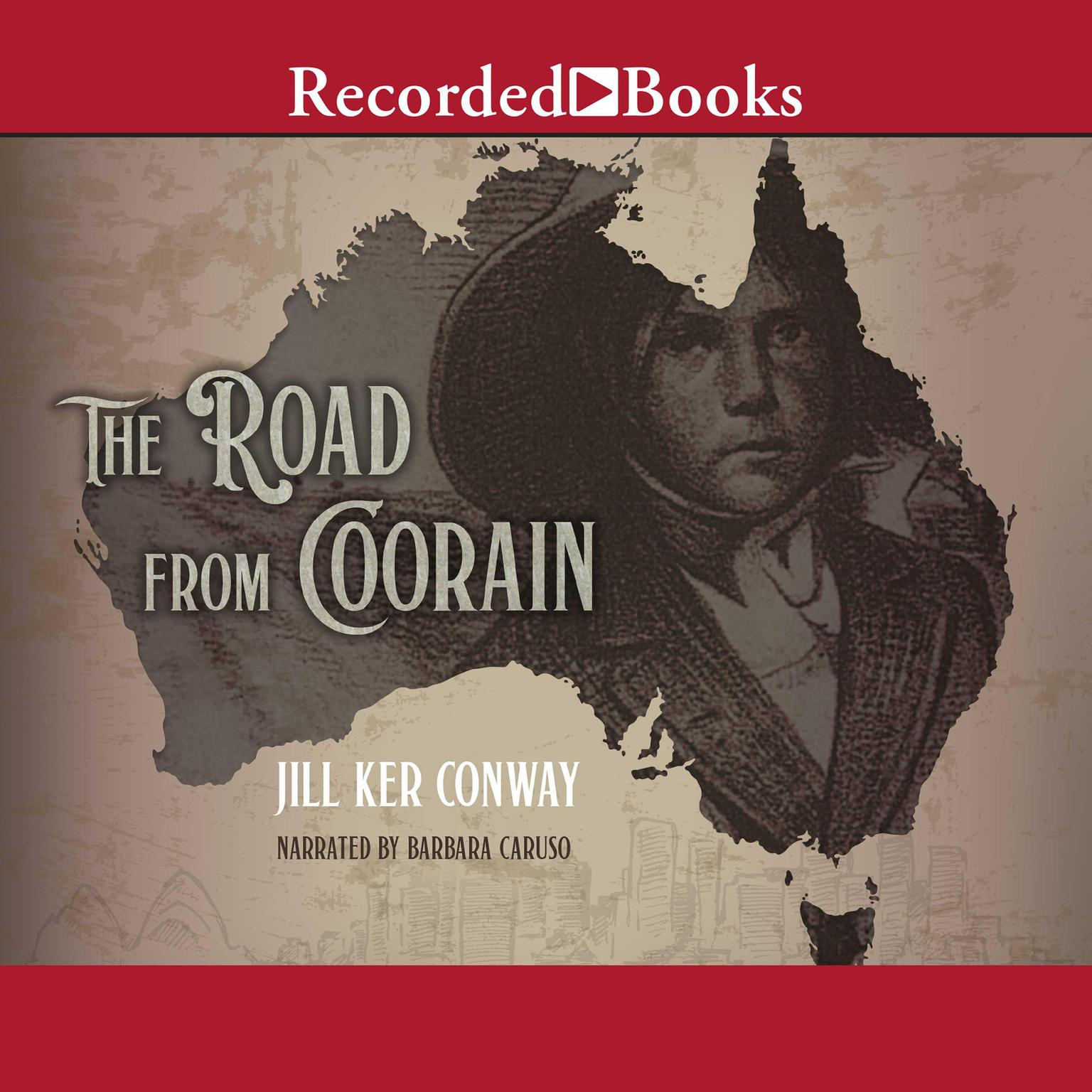 Printable The Road from Coorain Audiobook Cover Art